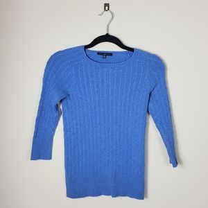 Gap 3/4 Long Sleeve Sweater